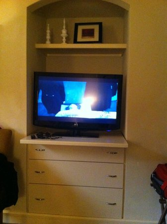 The Blake Hotel New Orleans, an Ascend Collection Hotel: TV niche