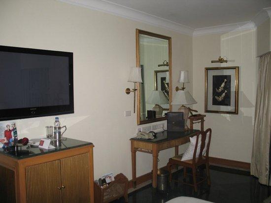 ITC Mughal, Agra: Standard room..very nice