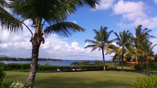 The Oberoi, Mauritius: room view