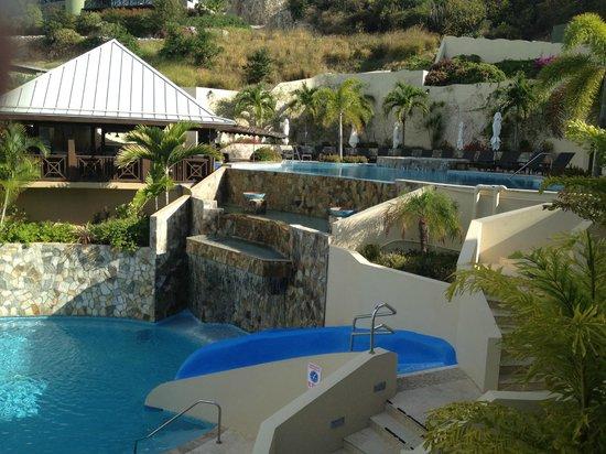 Scrub Island Resort, Spa & Marina, Autograph Collection: Main Pool