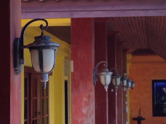 Thaidaho Vista Resort: Nice features