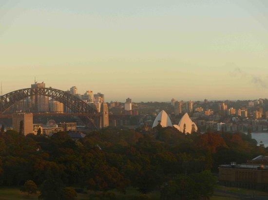 The Sydney Boulevard Hotel: vue