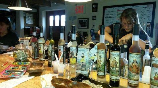 3-8-2014 Bloomery Plantation Distillery