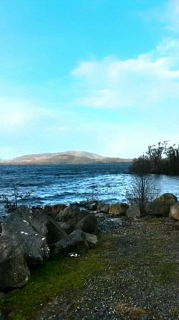 Foxford Lodge: 2 minutes away - Lough Conn