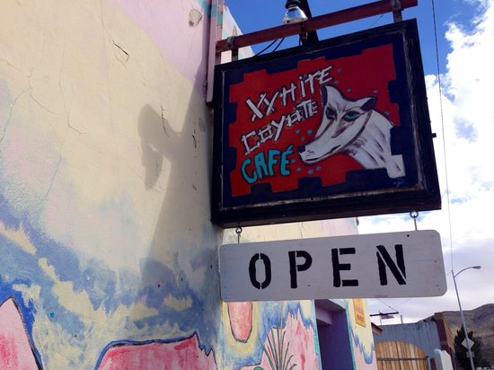 White Coyote Cafe