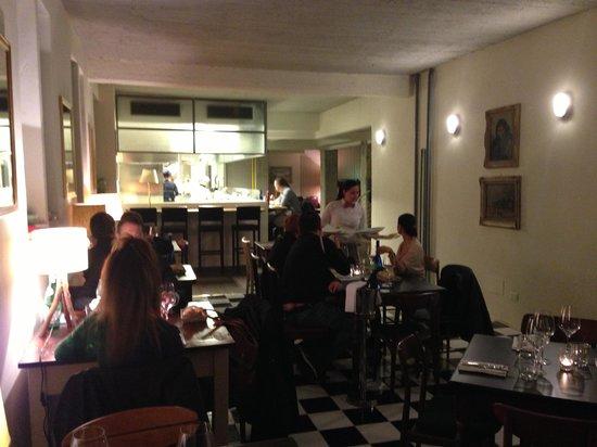 Ristorante Pescheria San Pietro : Zona lounge