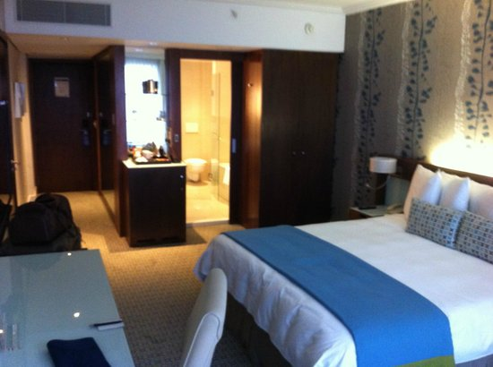 Radisson Blu Hotel Sandton, Johannesburg: King size room