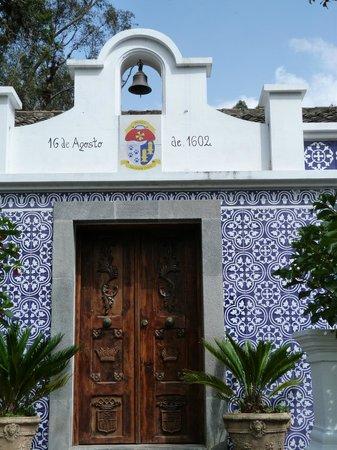Hacienda Cusin: 1602 date
