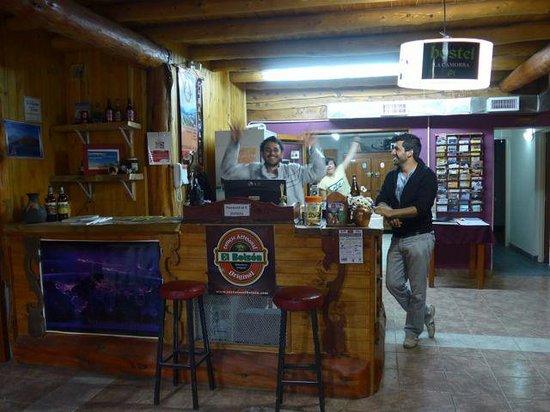 La Camorra Hostel: friendly reception