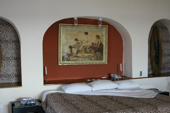 Villablanca Garden Beach Hotel: Penthouse Suite