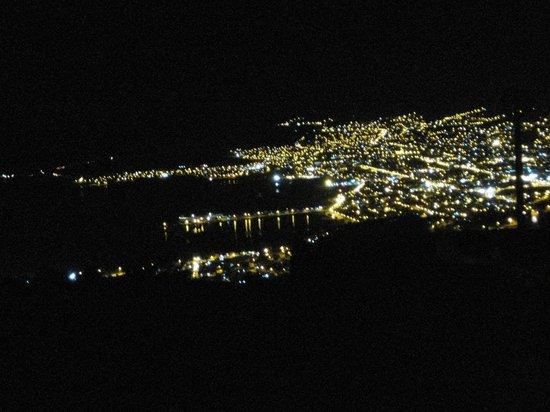 MIRADOR DEL TITIKAKA: View from the Mirador del Titicaca Restaurant