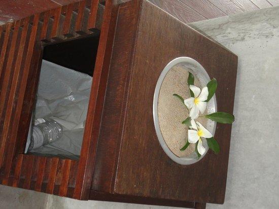Holiday Inn Resort Krabi Ao Nang Beach: Pequenos detalhes fazendo diferença