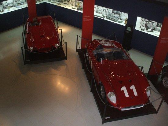 Fangio Museum : Desde arriba.