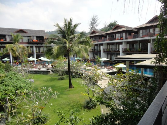 Holiday Inn Resort Krabi Ao Nang Beach: Hotel