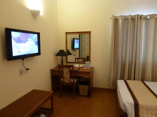 Saigon Cantho Hotel: Vue de la chambre