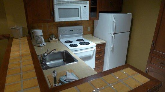 Tour des Voyageurs: キッチン