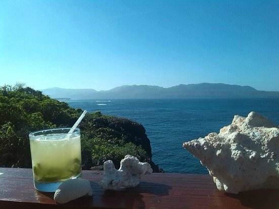 El Cabito: enjoy your mjito with these views!