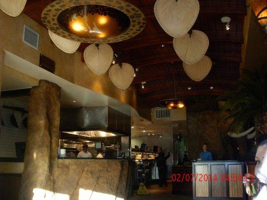 Elephant Bar Restaurant Entrance