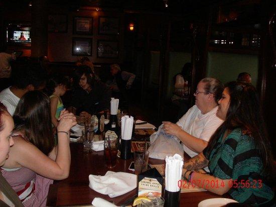 Elephant Bar & Restaurant : with family