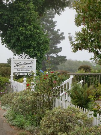 Headlands Inn Bed & Breakfast : Headlands Inn