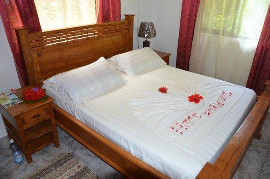 Buisson Guesthouse La Digue : Bedroom