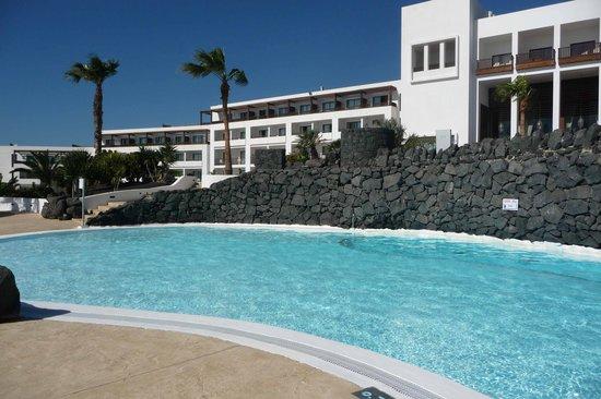Hesperia Lanzarote: la piscine chauffée