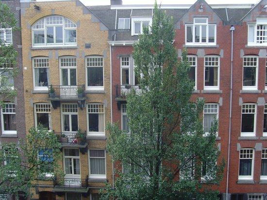Hotel Washington: вид из моего окна