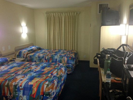 Motel 6 Montgomery Airport - Hope Hull: room overview 001