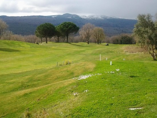 Il Picciolo Etna Golf Resort & Spa: campo golf