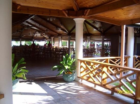 Sun Island Resort and Spa: ristorante