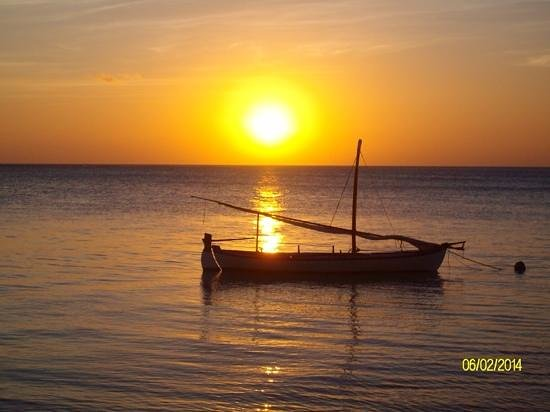 Sun Island Resort and Spa: tramonte