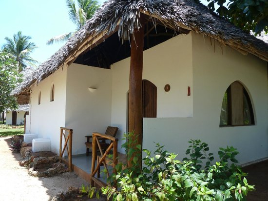 Kiwengwa Beach Resort : Esterno camera