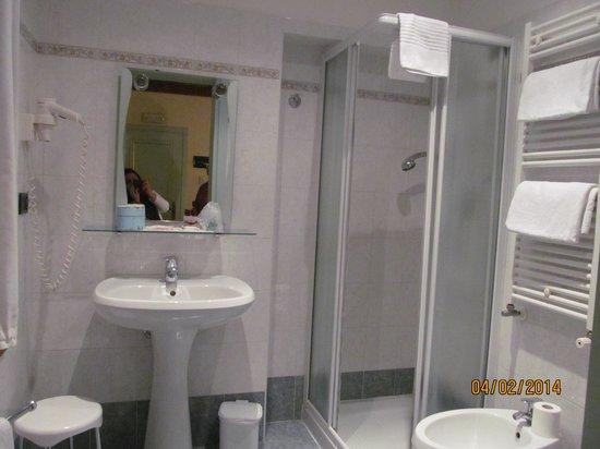 Locanda Ca' Zose: the restroom
