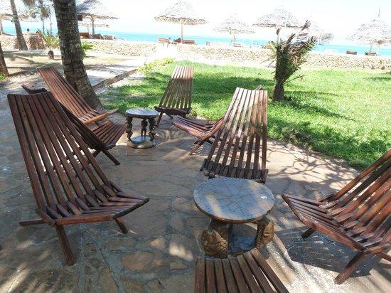 Kiwengwa Beach Resort : Area relax