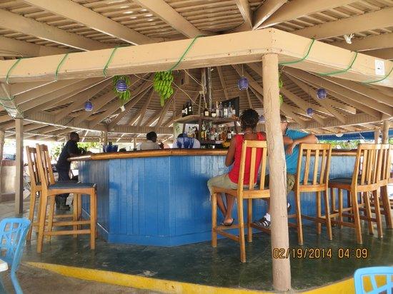 Negril Tree House Resort : Bar Area