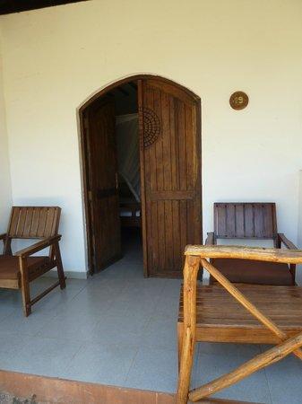 Kiwengwa Beach Resort : Ingresso camera