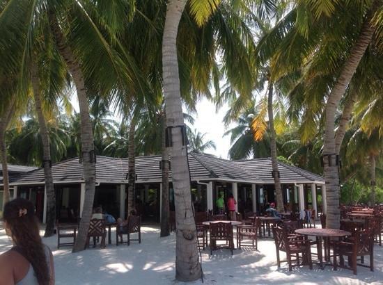 Sun Island Resort and Spa: caffè