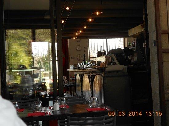 Basta Cosi !: entrée du restaurant