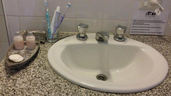 La Posada de Madryn: baño