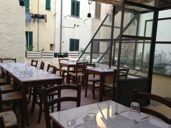 La terrazza - The terrace - Picture of La Botteghina, Alghero ...