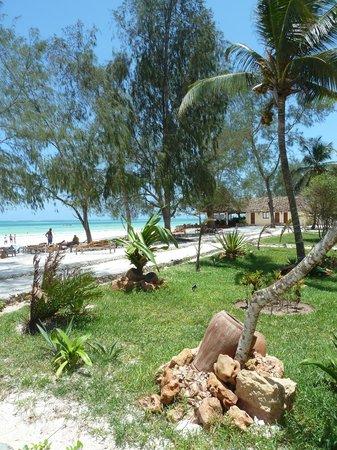 Kiwengwa Beach Resort: Spiaggia