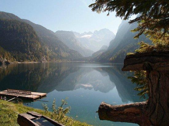 Gosau, Østerrike: 高薩湖