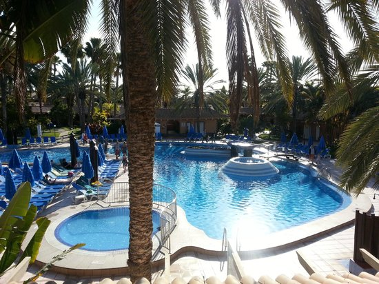 Hotel Dunas Suites and Villas Resort: Dunas Maspalomas Suites Pool