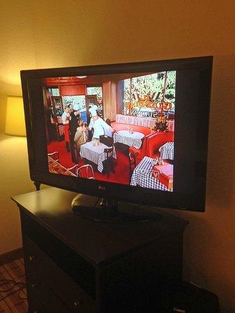 Comfort Suites : tv