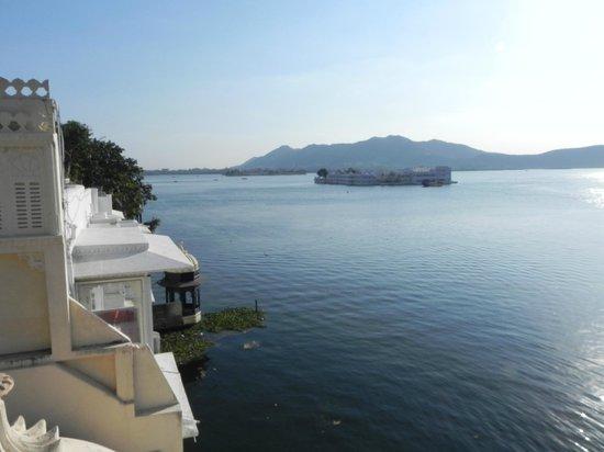 Kankarwa Haveli : Ausblick von der Dachterrasse