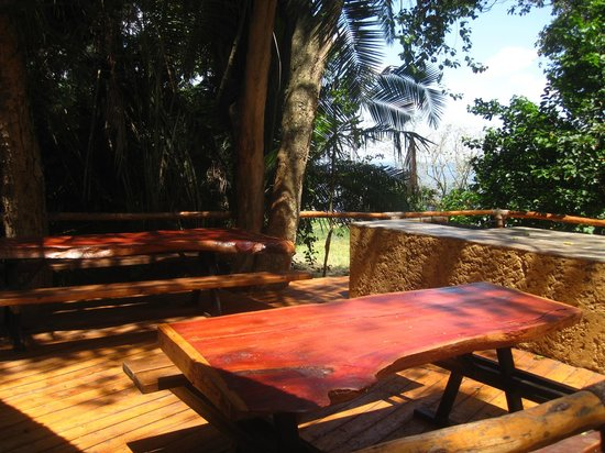 Wellbuilt Picnic Tables Picture Of Ruzizi Tented Lodge Akagera - Picnic table with grill built in