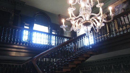 Treasurer's House: Scala interna