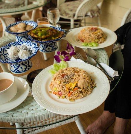 W Home Bangkok: Great Breakfast