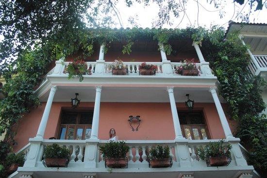 Casa La Fe - a Kali Hotel : Fachada (casa histórica lindamente restaurada)