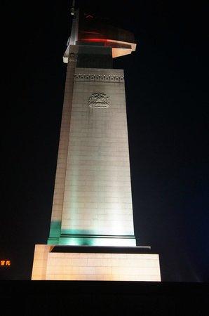 August 1st Nanchang Uprising Monument: Monumento del 1 de agosto
